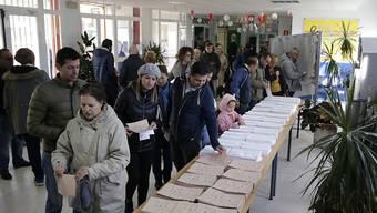In Spanien wird zum zweiten Mal in diesem Jahr das Parlament neu gewählt.