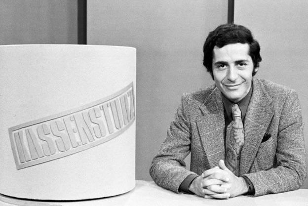 Roger Schawinski, Kassensturz-Leiter von 1974 bis 1976