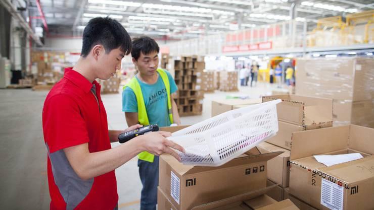 Asiatische Händler zahlen in der Schweiz bis zu 50 Millionen Franken zu wenig Mehrwertsteuern.