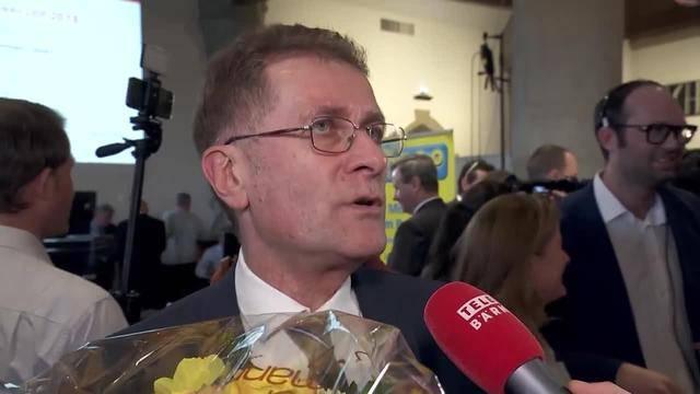 """Neuhaus: """"Es ist schön das Vertrauen der Wahlbevölkerung zu bekommen!"""""""