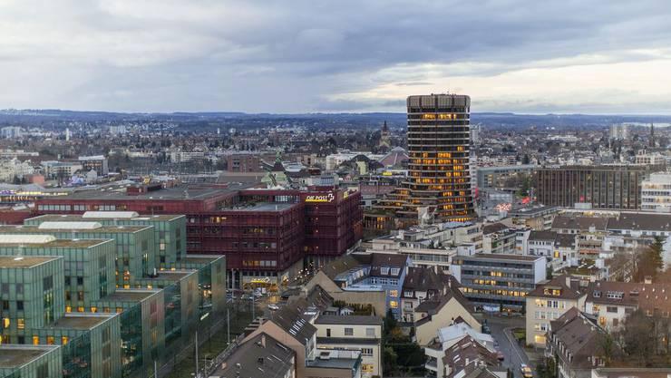 Die obersten Bankaufseher sitzen hier bei der BIZ in Basel.