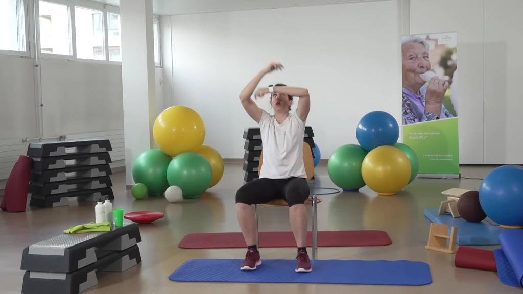 «Gymnastik im Wohnzimmer» vom 17. Februar 2021