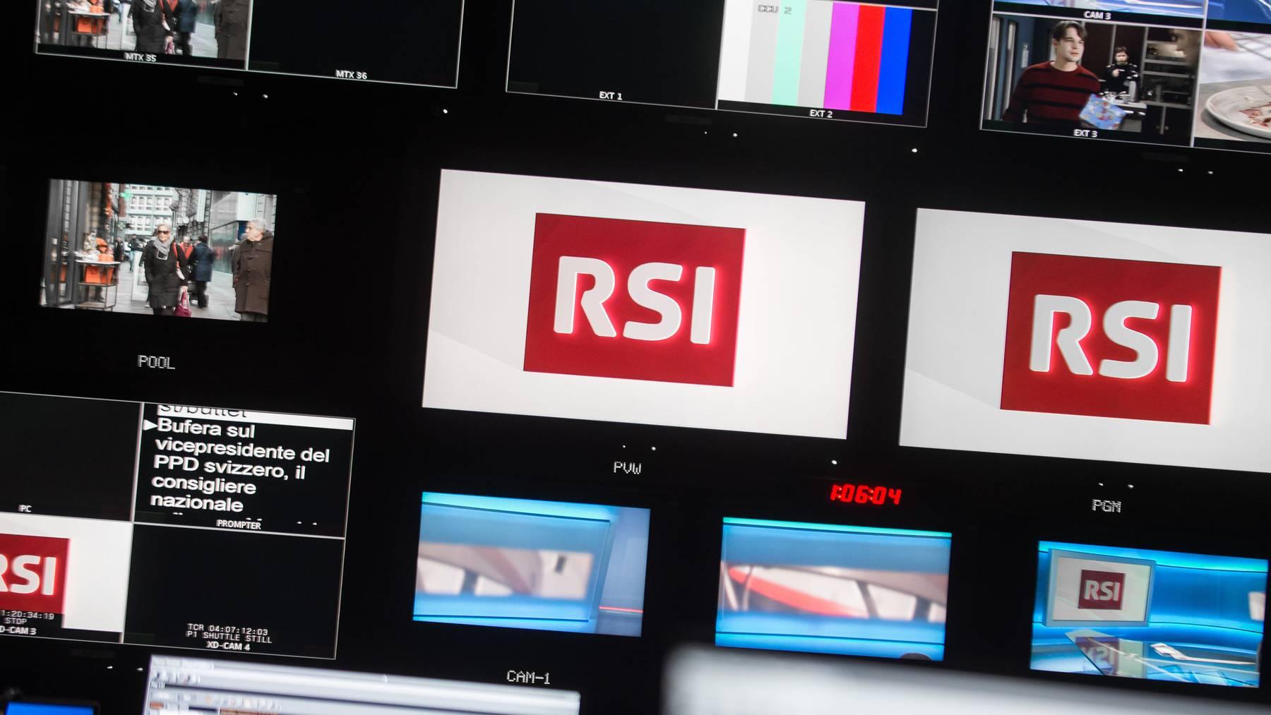 Schlicht vergessen: RSI hat in den eigenen Beiträgen nicht alle Kandidierende für den Tessiner Ständerat vorgestellt.