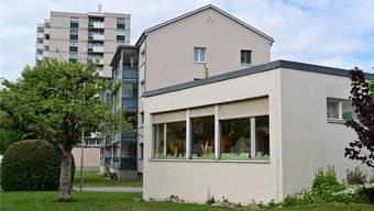 Die Kindergartengebäude im Kleinholz bieten zuwenig Platz für zwei Klassen mit 24 Kindergartenkinder.
