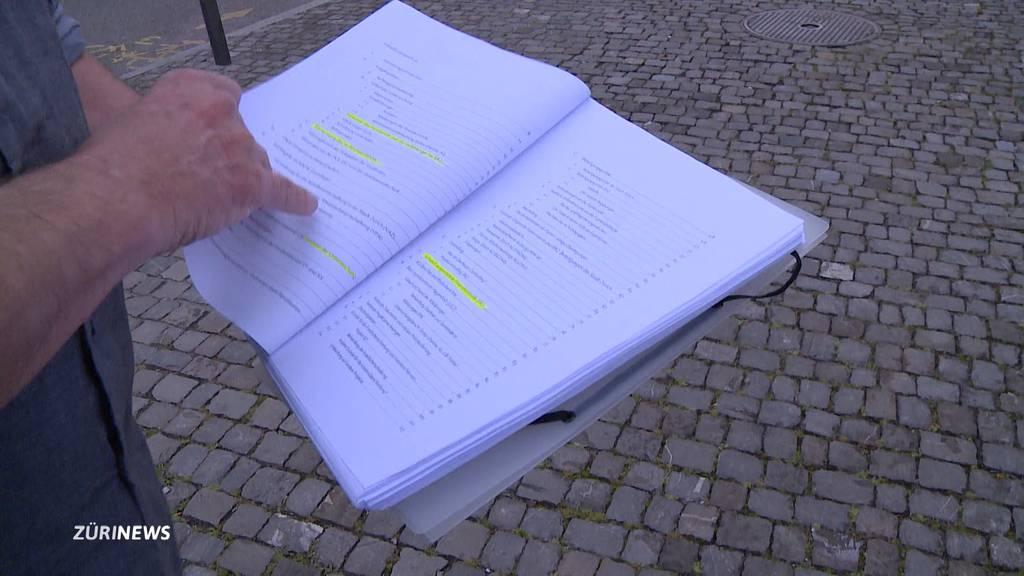 ERZ-Skandal: Urs Paulis Anwalt meldet sich zu Wort