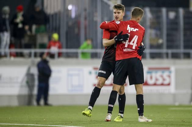 Giuseppe Leo und Damir Mehidic verlassen den FCA