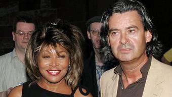 Die Vorbereitungen für Tina Turners Hochzeit sind in vollem Gang