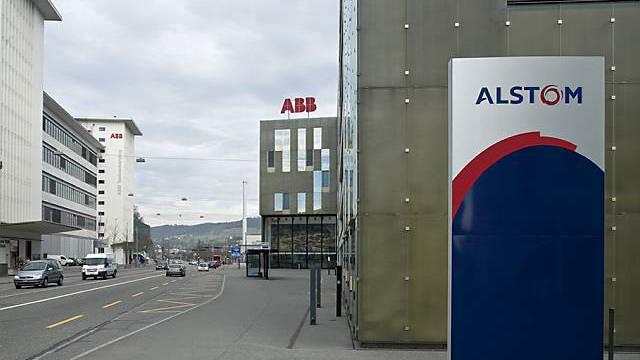 Alstom entlässt in der Schweiz trotz europäischen Stopp