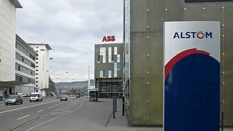 """Alstom entlässt statt 750 """"nur"""" 445 Mitarbeiter im Kanton Aargau"""
