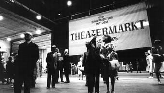 Theater Basel Historische Bildstrecke