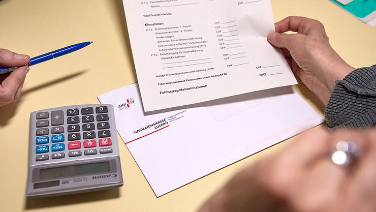 Rund drei Prozent der Schweizer Staatsangehörigen beziehen Sozialhilfe. (Archivbild)