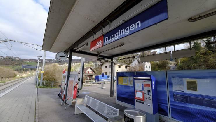 In Duggingen fallen derzeit die Hälfte der Regionalzüge aus.