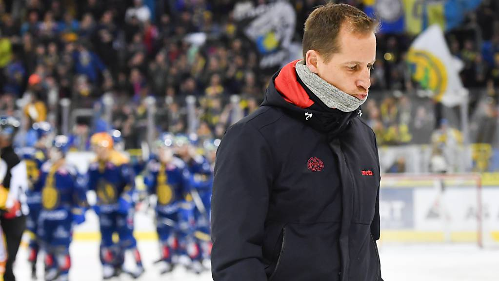 Antti Törmänen will nächste Saison den EHC Biel wieder coachen