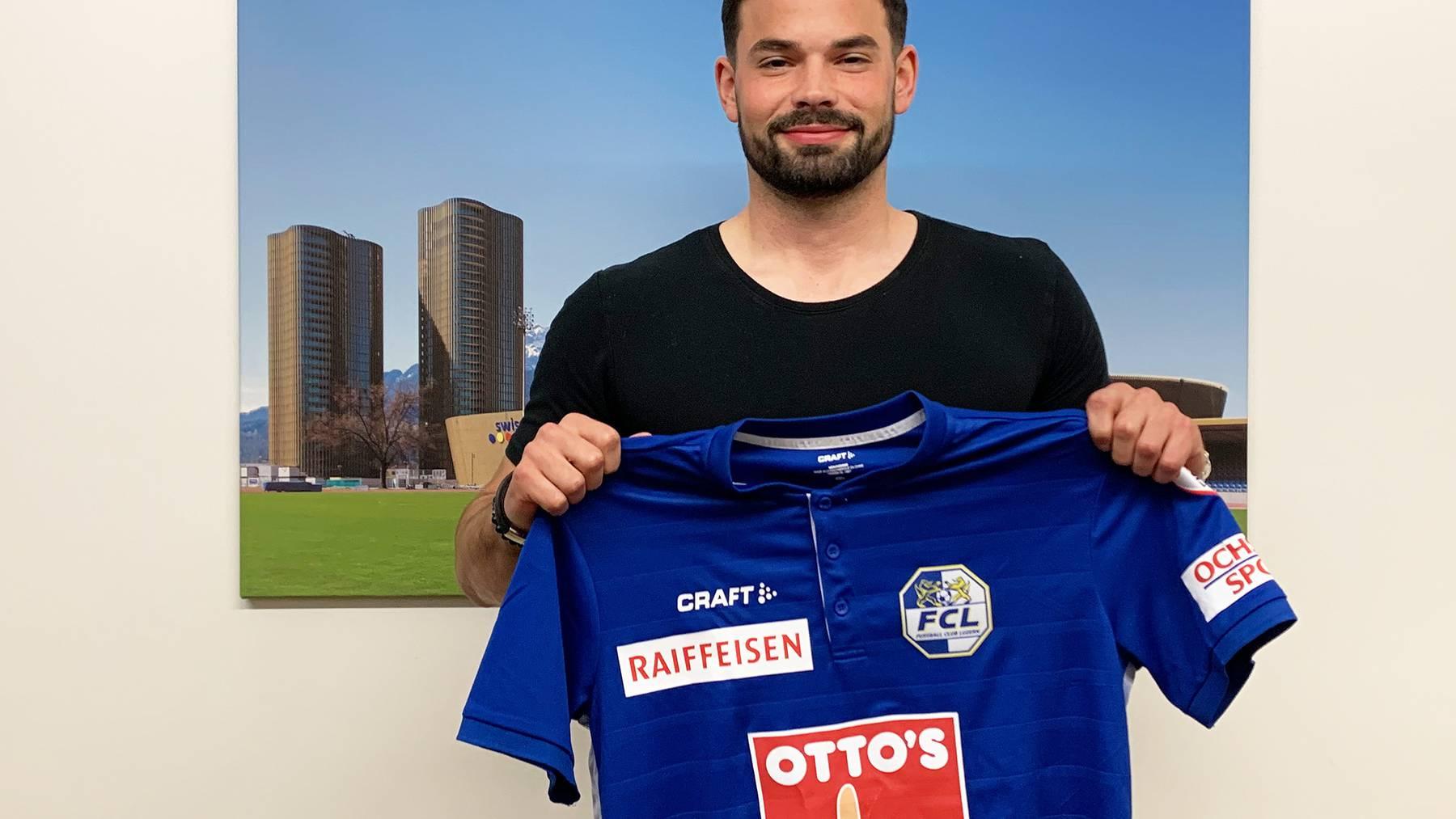 FCL verpflichtet Verteidiger Marco Bürki
