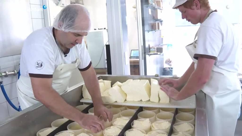 So gehen Käser mit dem Listerienproblem um