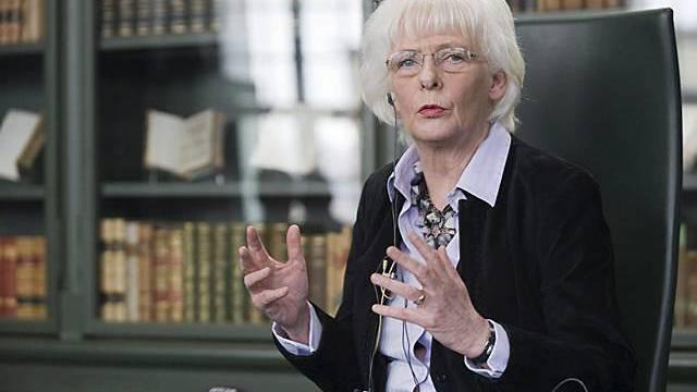 Regierungschefin Johanna Sigurdardottir