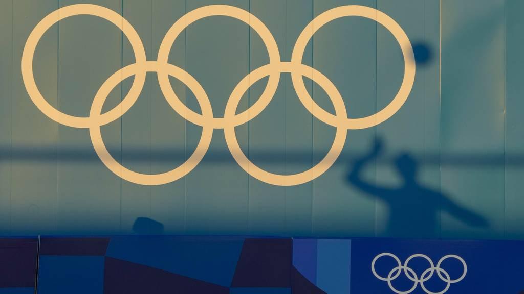 Schweizer Olympia-Team in Tokio auf Kurs