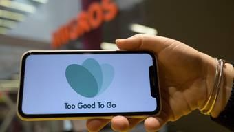 Die App gegen Lebensmittelverschwendung kooperiert bald schweizweit mit der Migros. (Archivbild)