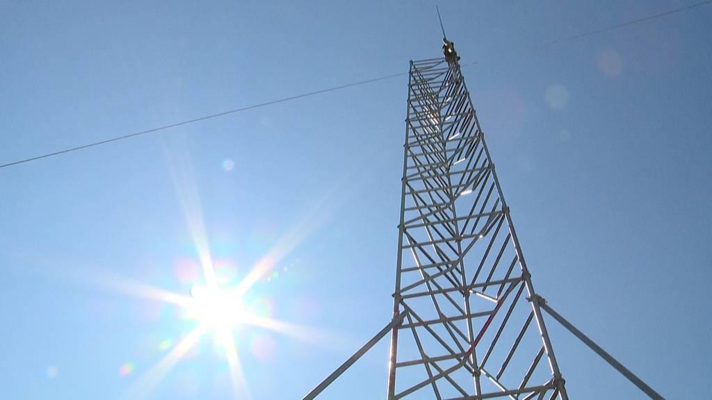 Anwohner wehren sich gegen neue 5G-Antenne