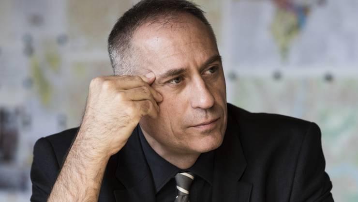 Auf dem falschen Fuss erwischt: Baudirektor Hans-Peter Wessels ist vom Bund ausgebremst worden.