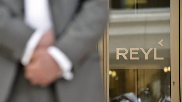 Hauptsitz der Bank Reyl & Cie. in Genf (Archiv)