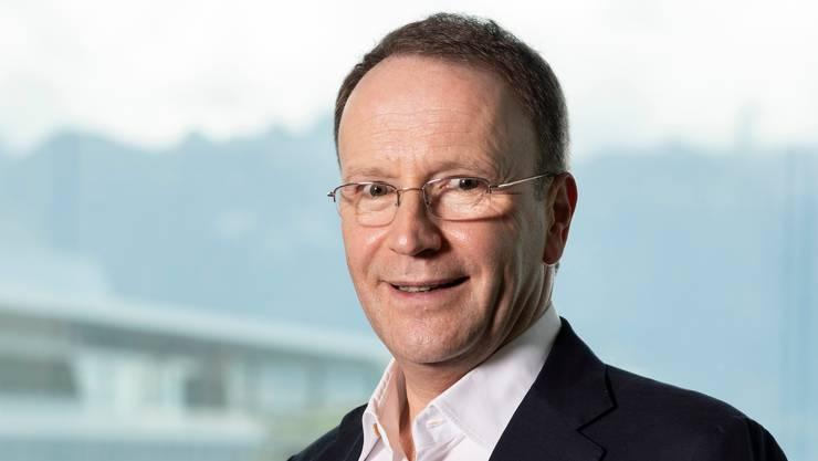 Kam als Externer an die Nestlé-Spitze: Der Deutsch-Amerikaner Mark Schneider.