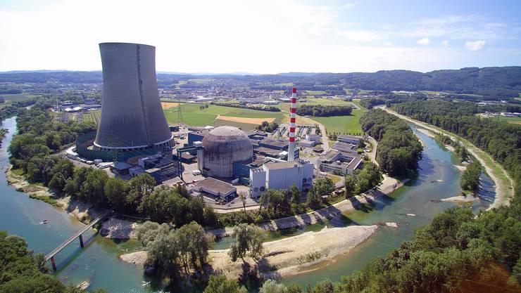 Die Steuern und Abgaben der Kernkraftwerk Gösgen-Däniken AG sind massiv zurückgegangen.
