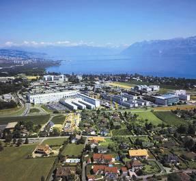 100 kW: «Crocus» der ETH Lausanne.