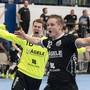 Pfadi Winterthur in den Playoffs auf Höhenflug und als erstes Team in den Halbfinals
