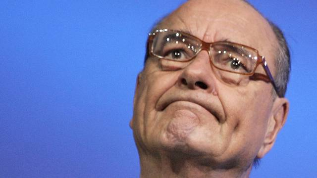 Frankreichs Ex-Präsident Jacques Chirac muss sich vor Gericht verantworten (Archiv)