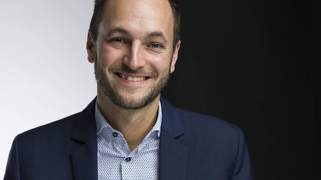 Erfolg für den Walliser SP-Nationalrat Mathias Reynard: Er hatte die Gesetzesänderung angestossen. Nun hat das Stimmvolk die Erweiterung der Anti-Rassismus-Strafnorm gutgeheissen.