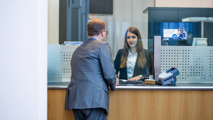 Immer weniger Banken: Als Haupttreiber wird das veränderte Kundenverhalten aufgrund der Digitalisierung angeführt.
