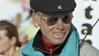 """Einer der erfolgreichsten Trainer in der Geschichte des Schweizer Skisports: der """"eiserne Karl"""" Frehsner"""
