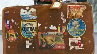 Alberto Giacomettis Reisekoffer brachte 132'000 Franken