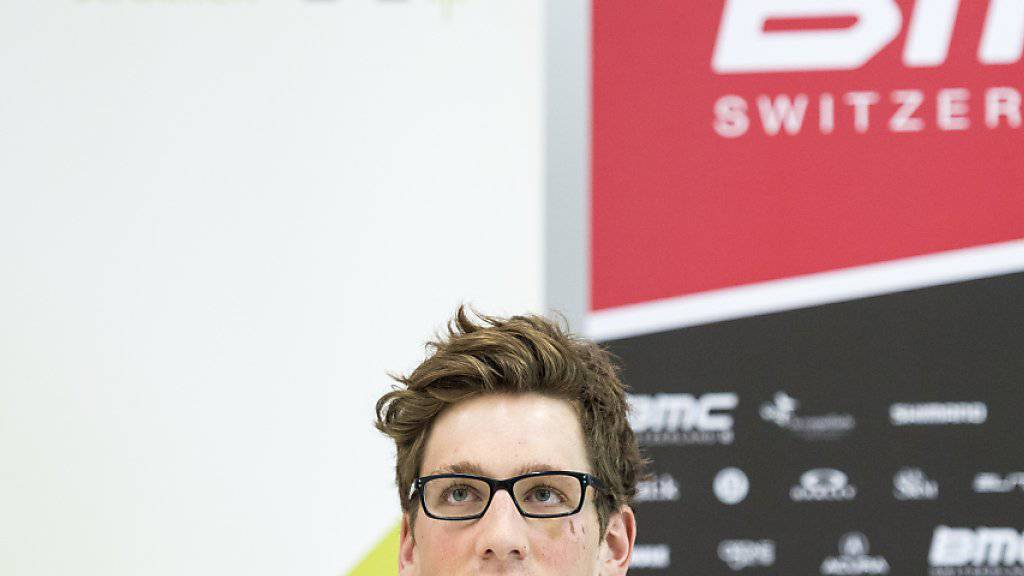 Stefan Küng fährt auch 2018 für BMC