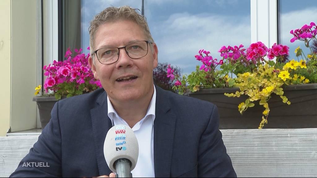 «Tschüss»: Letzter Arbeitstag der Regierungsräte Roland Fürst und Roland Heim
