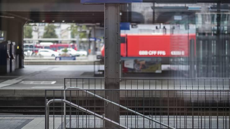 In einem Bürogebäude beim Bahnhof Olten statt in Luzern arbeiten ab nächstem Jahr rund 170 Mitarbeitende von SBB Infrastruktur.