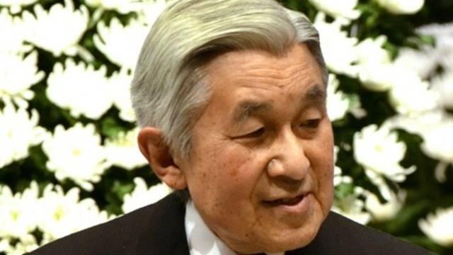 Kaiser Akihito muss wieder ins Spital (Archiv)