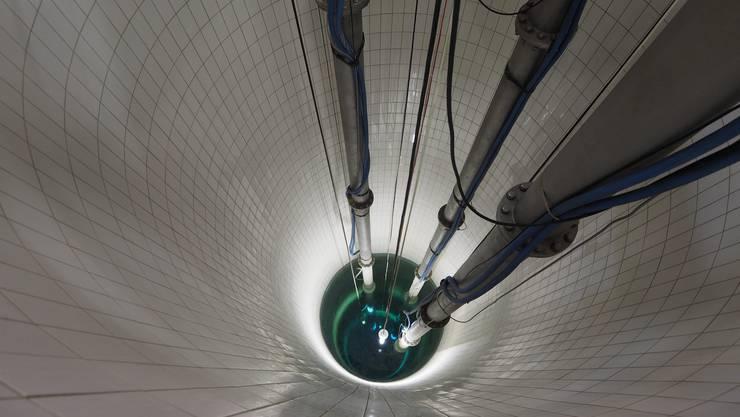 Das Grundwasserpumpwerk Neufeld in Neuendorf