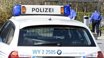 Ein Auto der Kantonspolizei Aargau (Archiv)