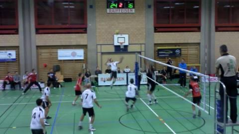 Volley-Derby Schönenwerd - Laufenburg-Kaisten