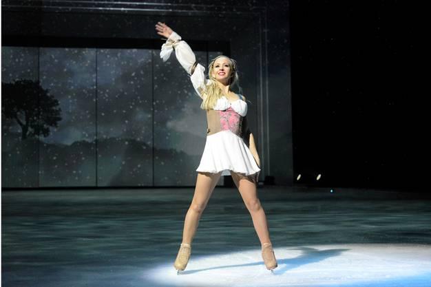Die aktuelle Musical-Show «Passion» der Eisrevue Holiday on Ice zeigt die schönen und negativen Seiten des Eiskunstlaufens.