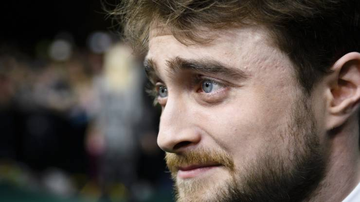 "Der britische Schauspieler Daniel Radcliffe ist berühmt für seine Rolle als Harry Potter. Doch im Theater will er ""Harry Potter and the Cursed Child"" nicht sehen. (Archivbild)"