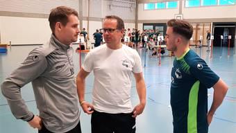 Wiler-Ersigen hat den Trainingsbetrieb wieder aufgenommen.