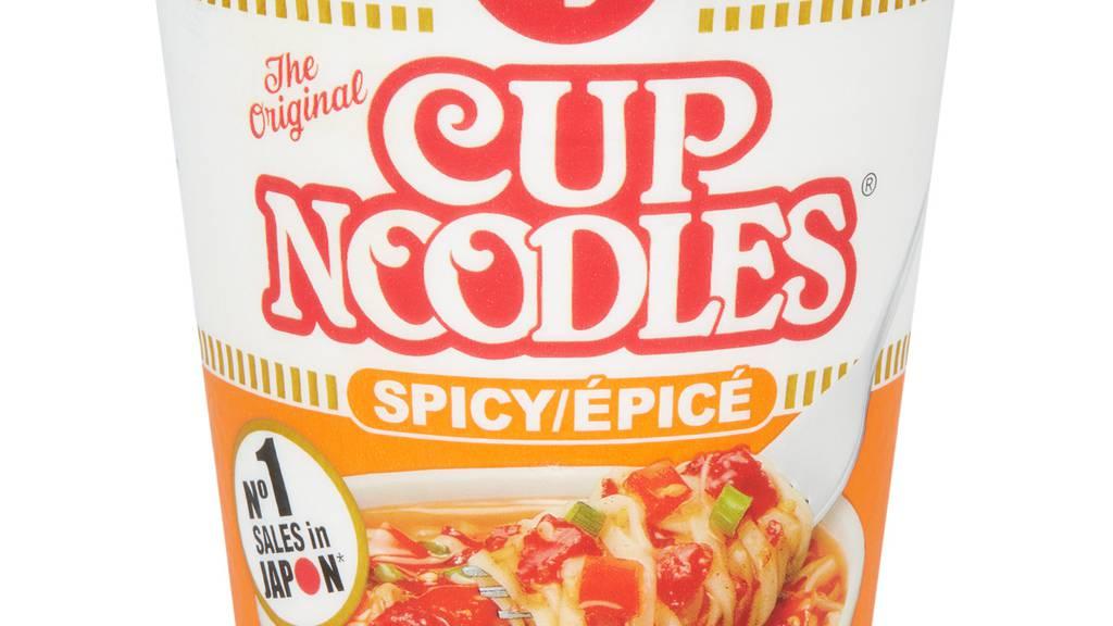 Migros ruft «Nissin Cup Noodles Spicy» zurück