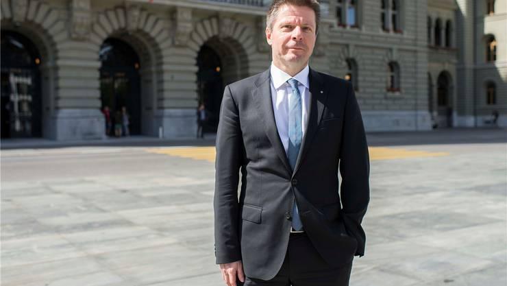 5. Platz: Martin Bäumle von der GLP fehlte in 16,4 Prozent der Abstimmungen in der Wintersession. In Zahlen: 41 von 250.