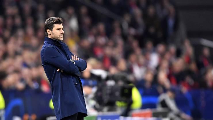 Tottenham-Trainer Mauricio Pochettino.