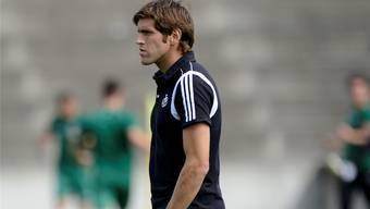 Benjamin Huggel verlässt den FC Basel.