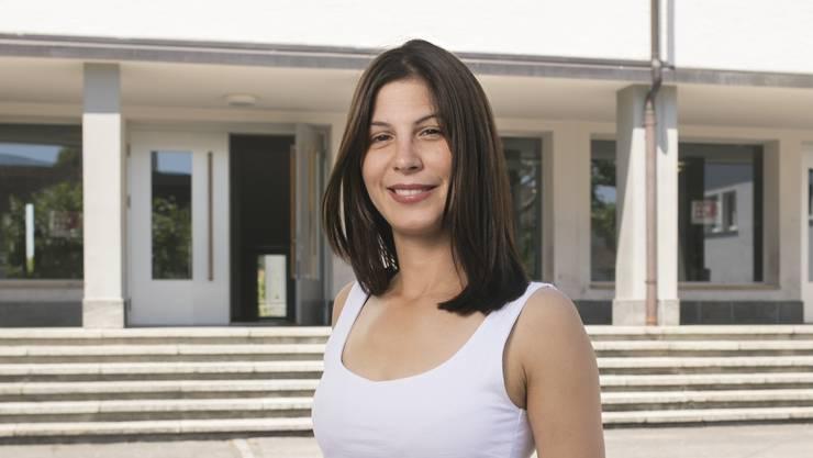 Christina Camadini, Präsidentin der Kreisschulpflege.