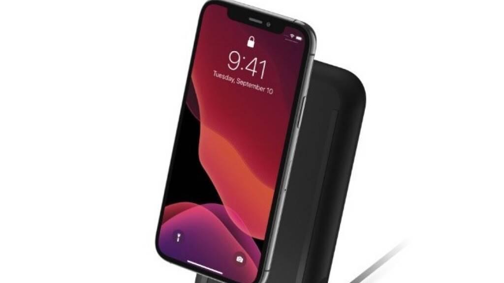 Stromschlag- und Brandgefahr bei Ladegerät für Smartphones